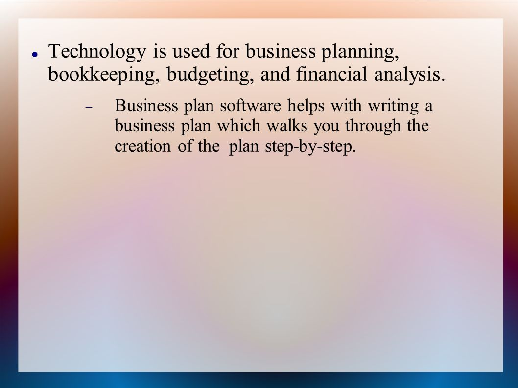 technology for financial planning Fiserv offers sophisticated, robust financial planning technology, providing  powerful yet easy to use financial advisor and sales tools.