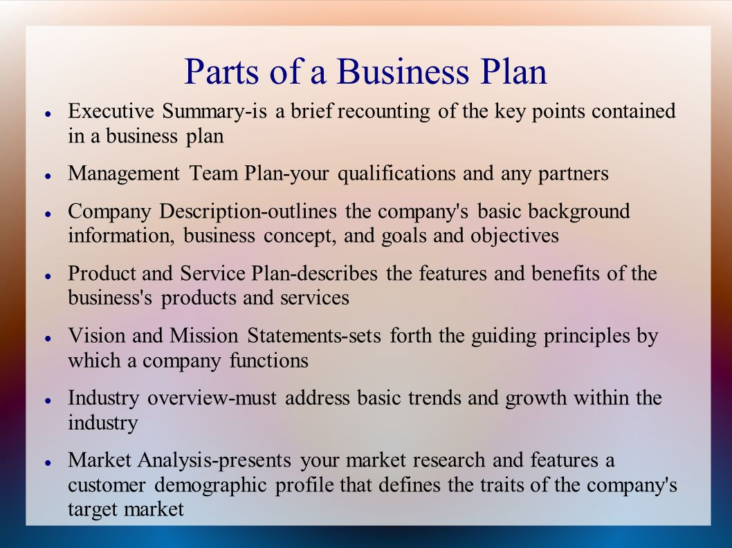 a summary of the organizational mission of the collective company and target market Nonprofit youth services business plan  10 executive summary 20 organization summary  40 market analysis summary market segmentation target market.