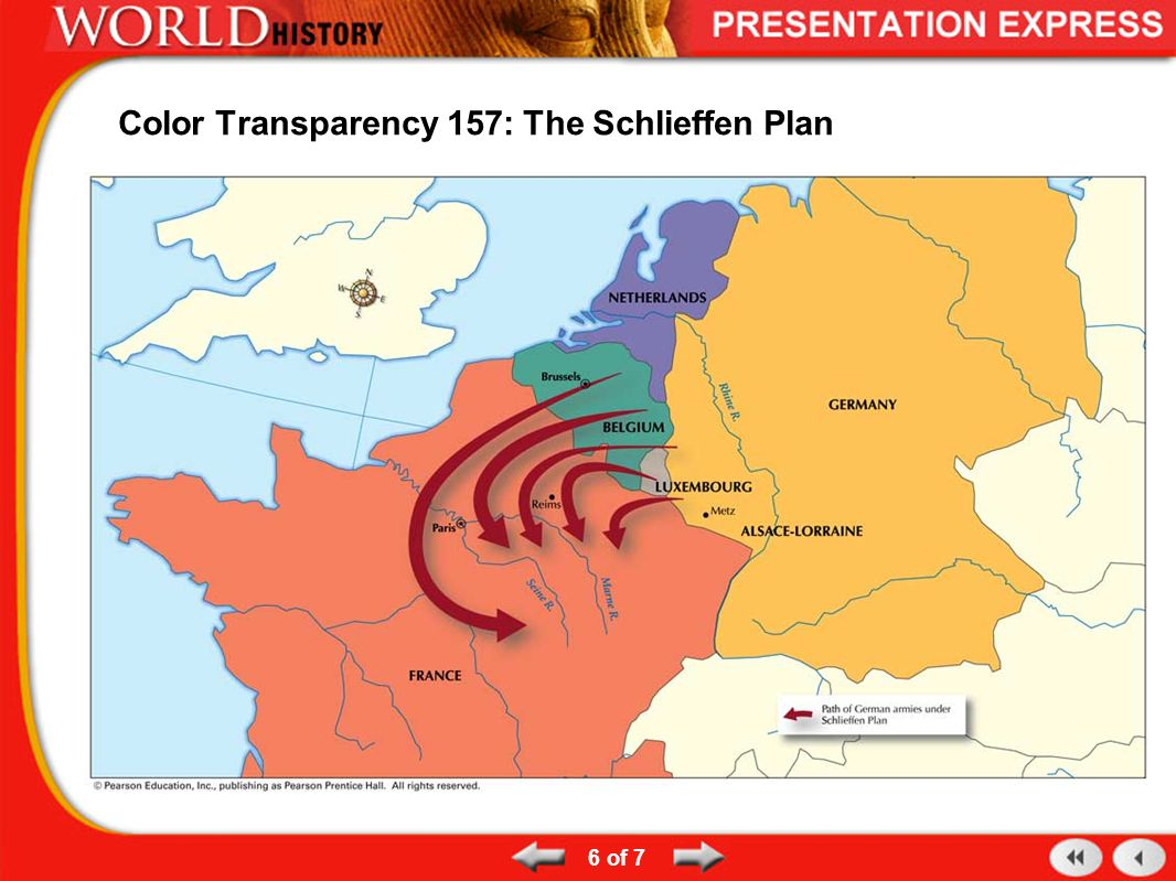 a discussion on the consequences of the schlieffen plan Long-term, short term, immediate causes conditions in austria proceeded to implement the schlieffen plan and engaged in war with france with the hope of swiftly.