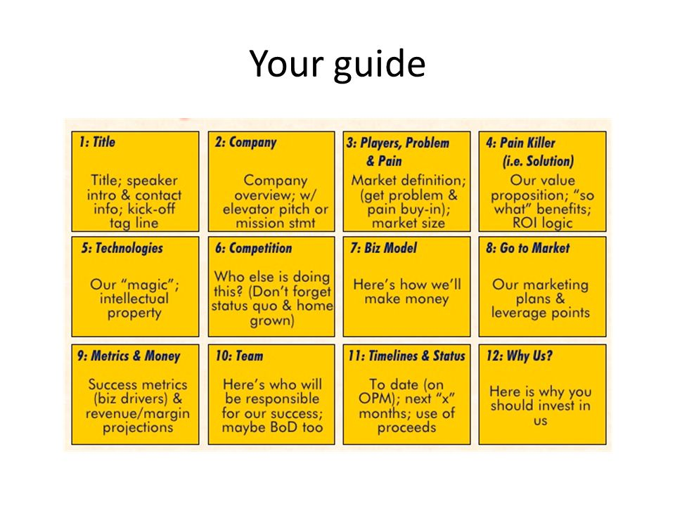 Your guide