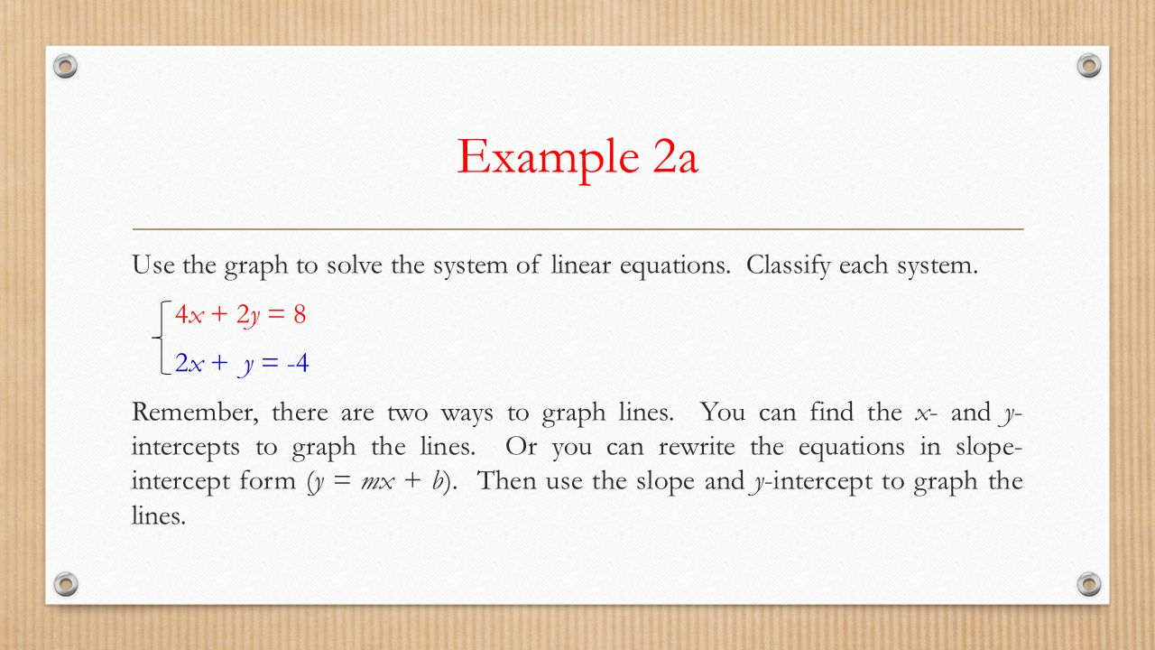 Systems of equations and inequalities ppt video online download 14 example falaconquin