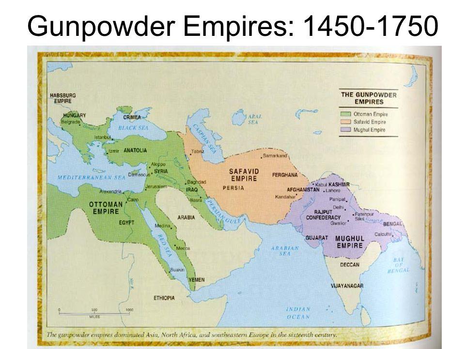 Gunpowder empires ppt video online download 1 gunpowder empires gumiabroncs Gallery