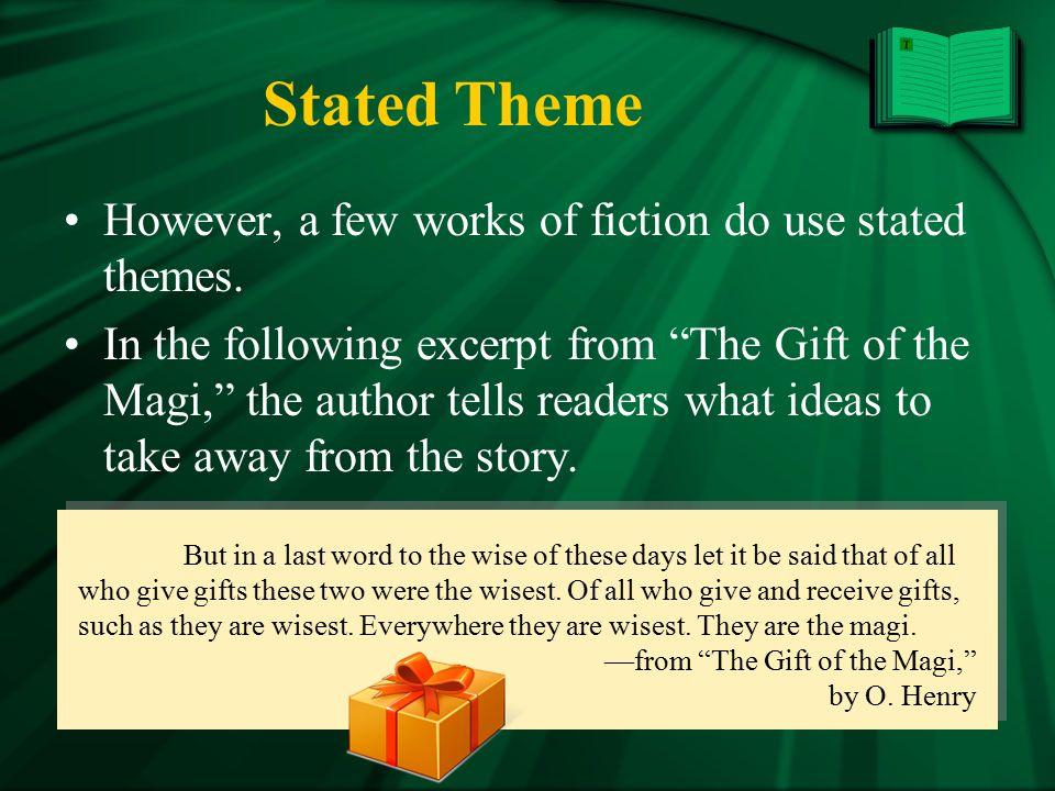 Unit 1: Fiction Theme Lecture Notes Outline [Mirrors & Windows ...