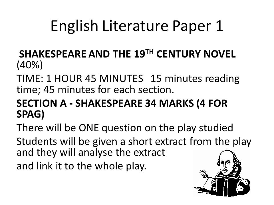 literature paper 1 o level O level  english literature session: 1967 type: syllabus  ordinary level (o) 210  one paper of 24 hours comprising three sections as follows:.