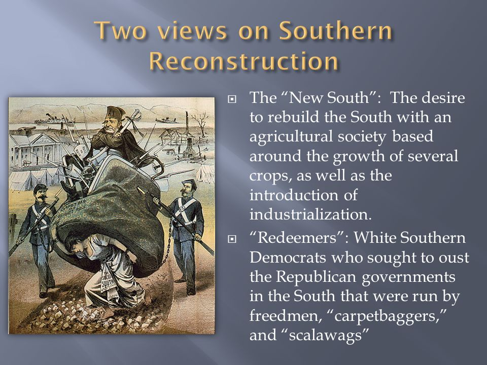 How To Treat Former Confederate Leaders Ppt Video Online