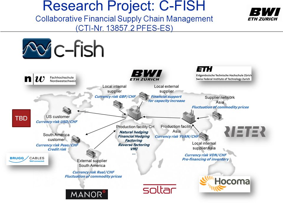 Research Project: C-FISH