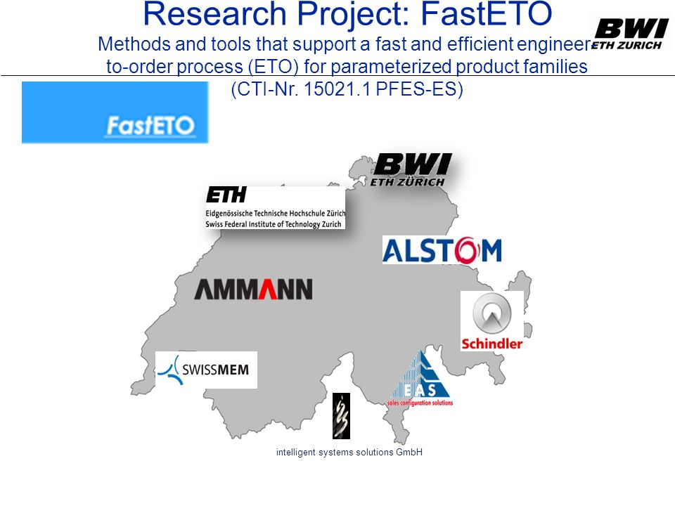 Research Project: FastETO