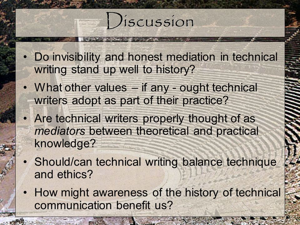 history of technical writing Technical writing blog focusing on the latest trends, news, and other topics in the field of technical communication.
