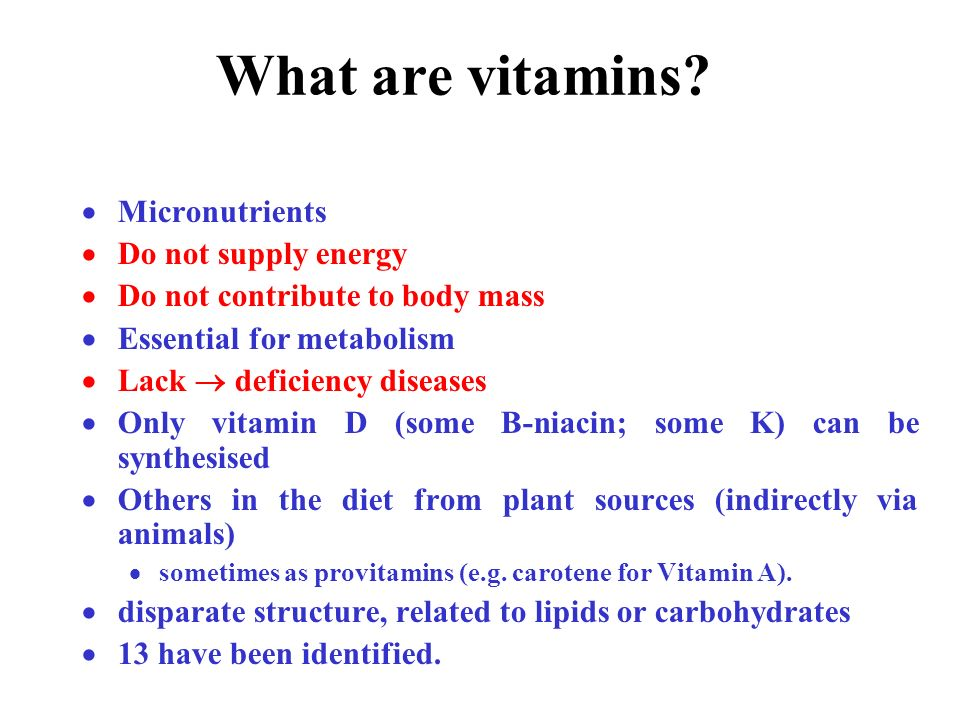 what are vitamins? micronutrients do not supply energy - ppt download, Cephalic Vein