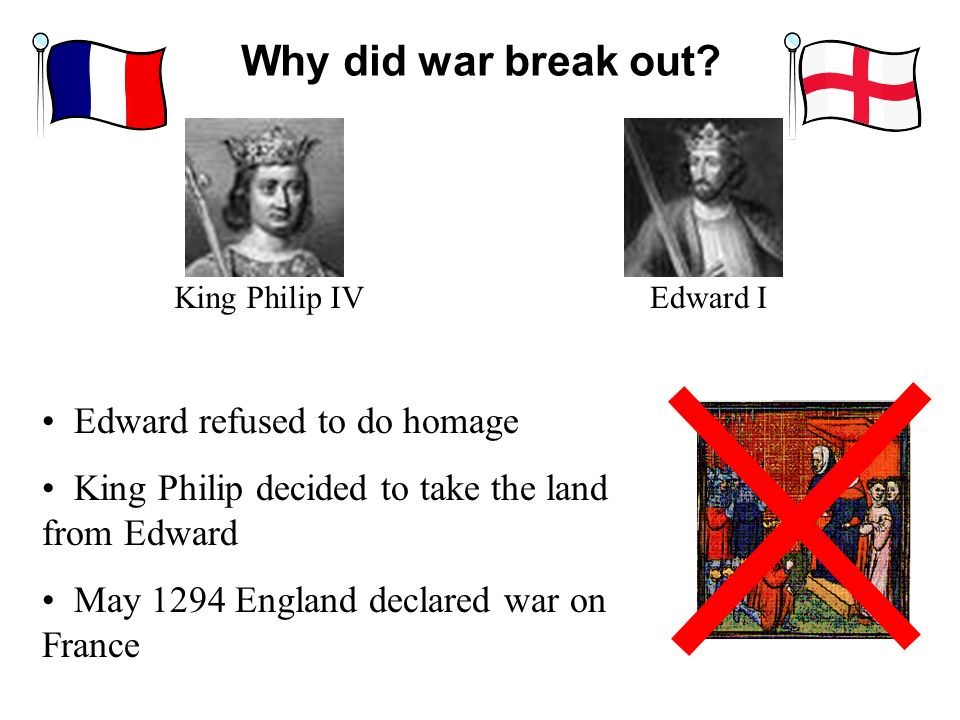 why did war break out in There are a wide range of resources to provide at least three lessons on the key driving question of what caused the english civil war the basic chronology.