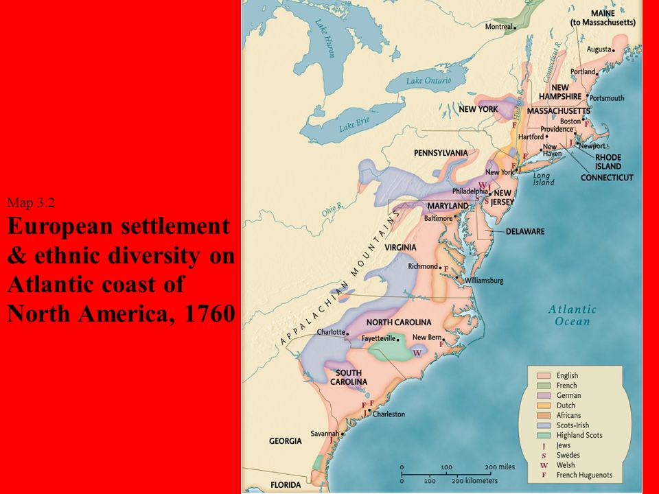 european settlement Ssush1 the student will describe european settlement in north america during the 17th century.