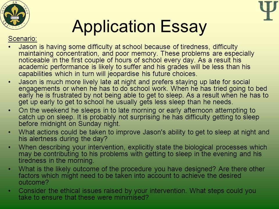 sleeping late at night as factor affecting the academic essay Sleep is the official journal of the sleep research society (srs) publishes content on sleep, sleep medicine and circadian research.