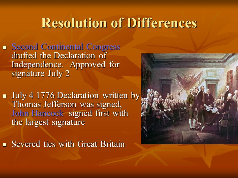 a comparison of the declaration of independence written by thomas jefferson and the second treatise  Observations of the declaration and second treatis thomas jefferson second treatise and the declaration of independence is why they were written.