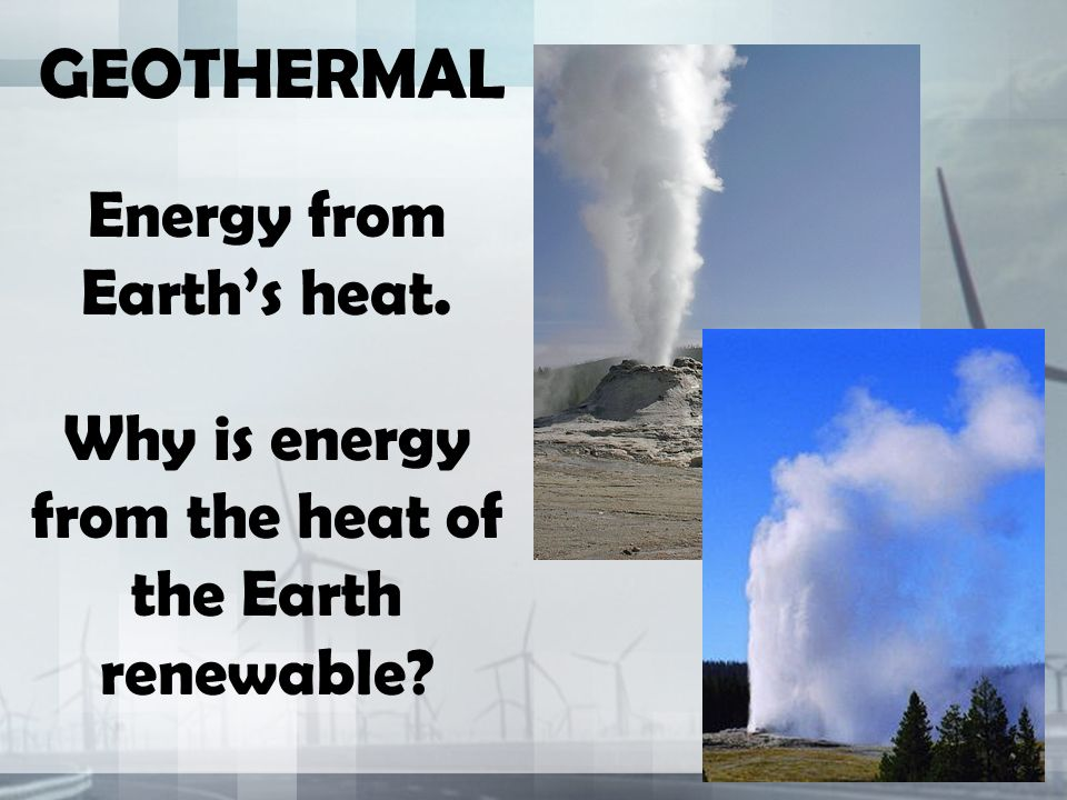 geothermal energy argument This article is well-researched and contains every aspect a balanced geothermal energy pros and cons list should contain.