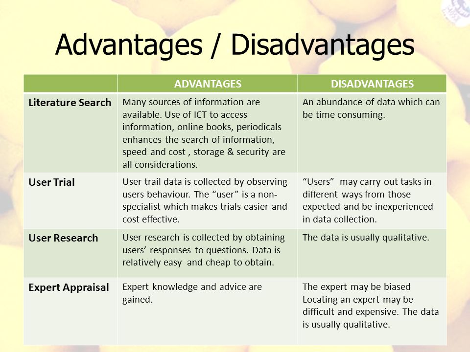 How to Write an Advantages and Disadvantages Essay?