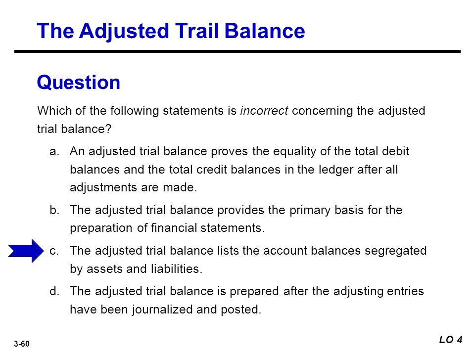 preparation of financial statements from trial balance pdf