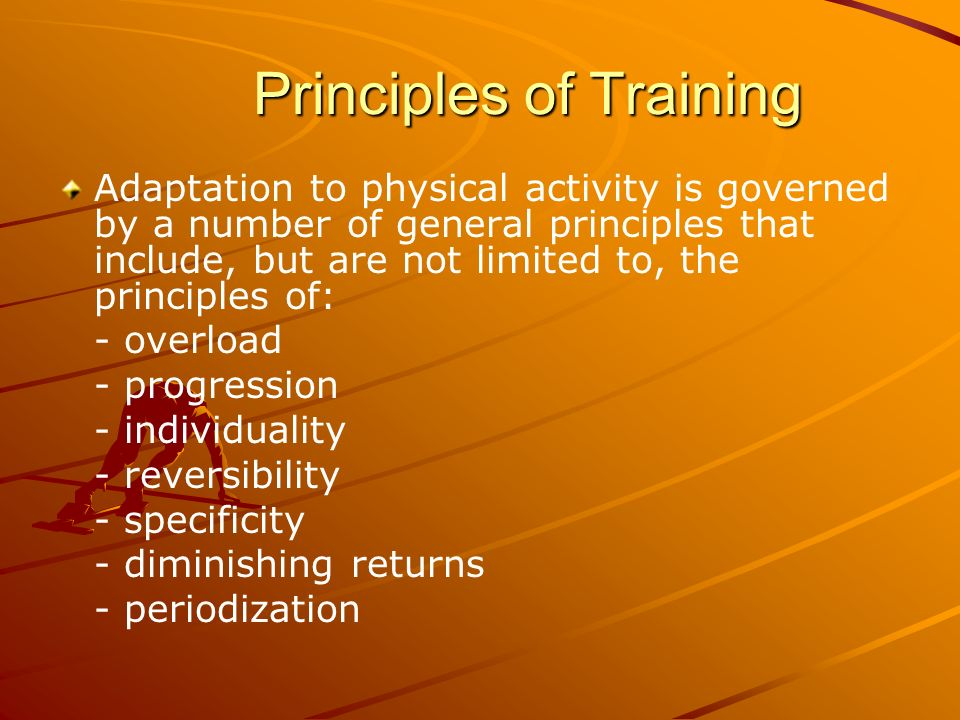 Fitness Training Theory Ppt Download