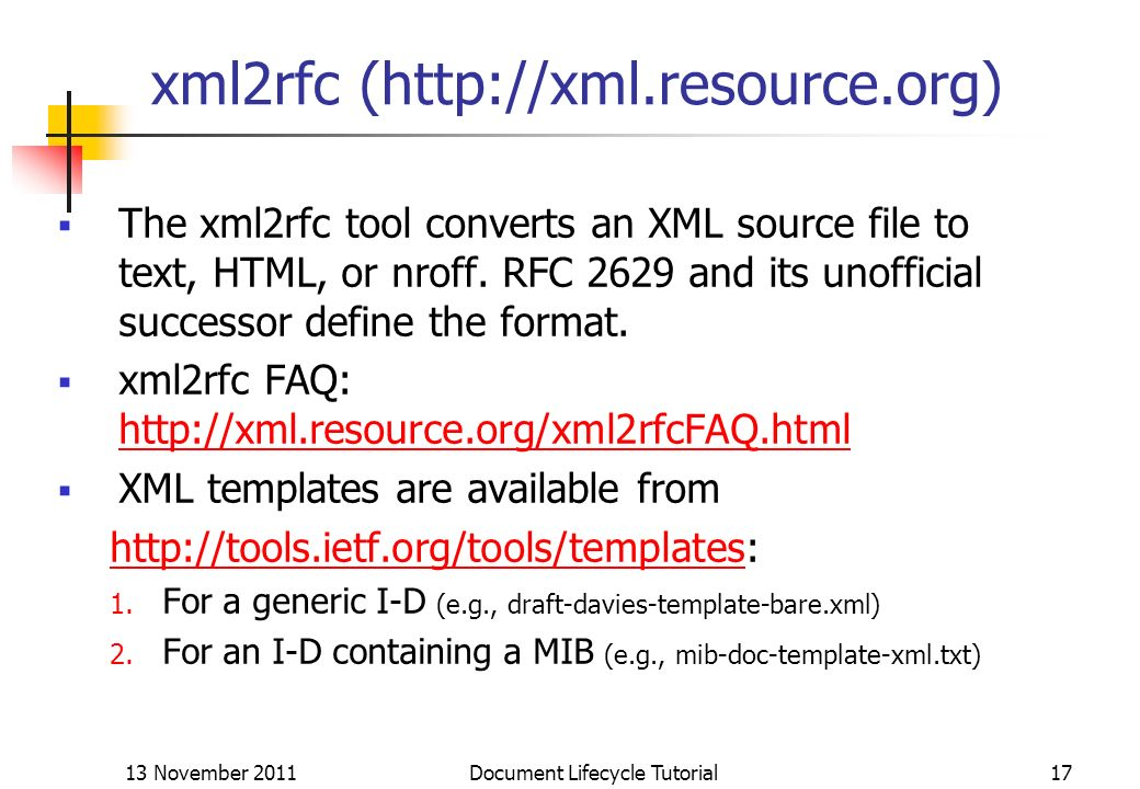 xml2rfc (http://xml.resource.org)