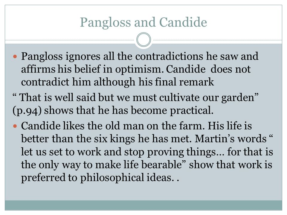 Chapter 6 Voltaire S Candide Ppt Download