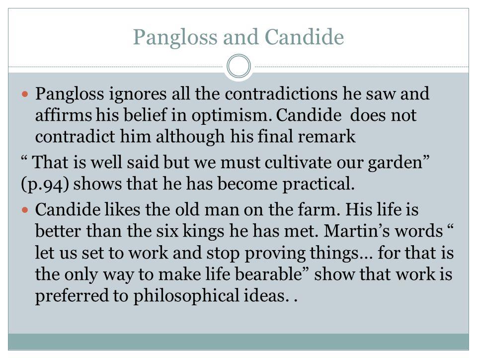 Candide utopia essay