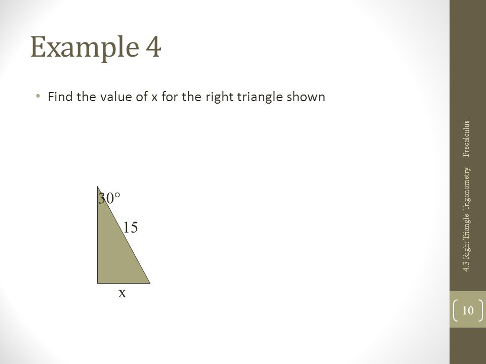 right triangle trigonometry ppt download. Black Bedroom Furniture Sets. Home Design Ideas