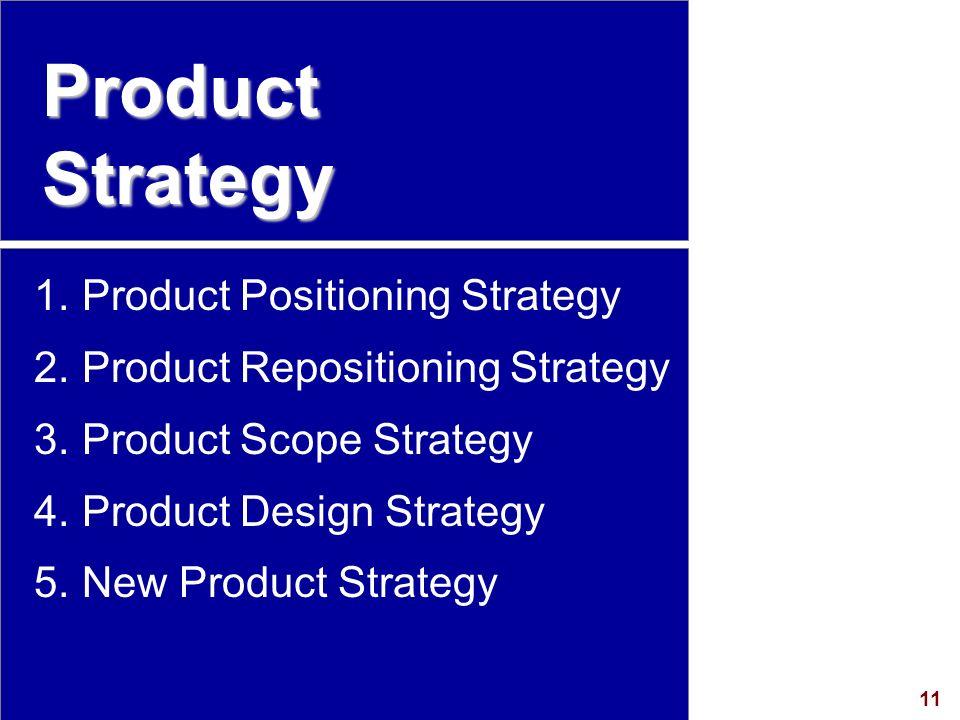 scope of strategic marketing
