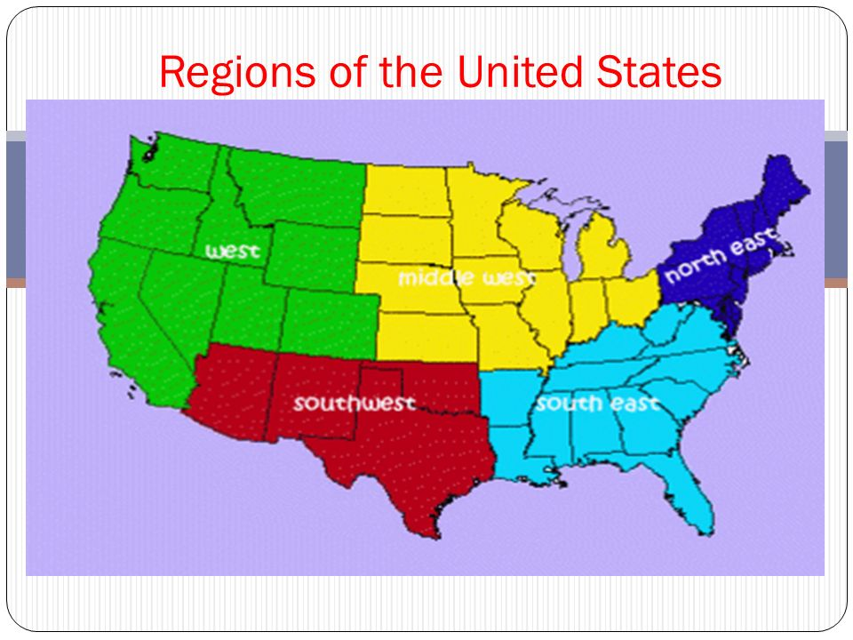Friday Quiz Details Part OneGeography You Will Have To Correctly - United states features