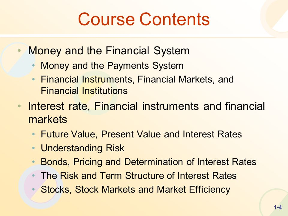 money and banking coursework The money and banking course will look at some key issues in the theory and practice of financial markets, monetary policy and banking and how their interactions .