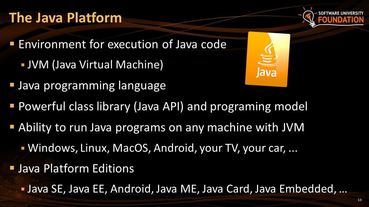 history of java programming language pdf