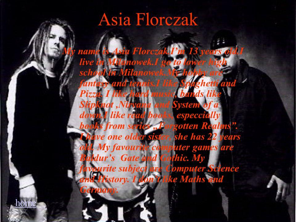Asia Florczak