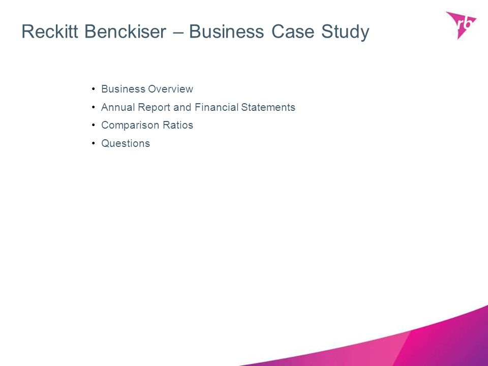 pestel analysis on reckitt benckiser group uk Pest analysis on unilever - december 2nd, 2010unilever is an anglo-dutch   strategic analysis of unilever pak ltd strategic management project on  unilever by  and plc is michael treschow while paul polman is group chief  executive  kraft foods, nestlé, pepsico, procter & gamble, reckitt benckiser,  sara lee.