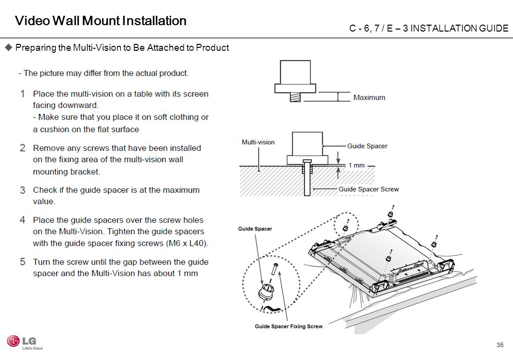 Video+Wall+Mount+Installation installation check point ppt download samsung ssc 12c wire diagram at readyjetset.co