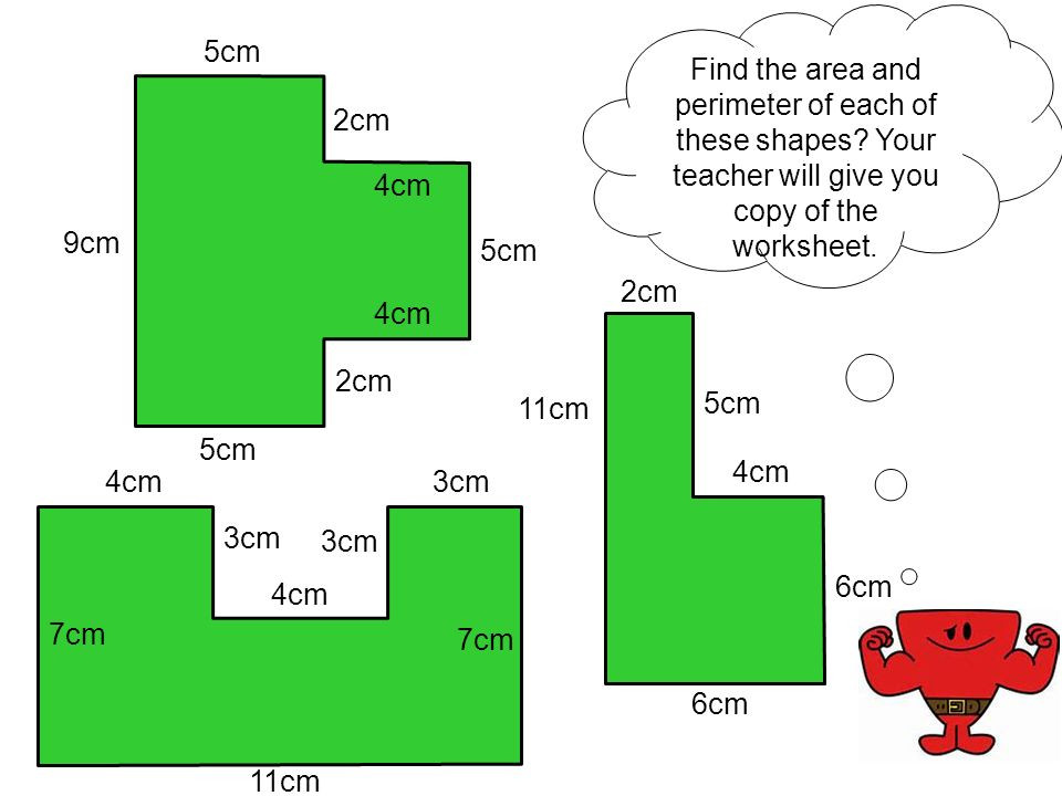 Area and Perimeter. - ppt video online download
