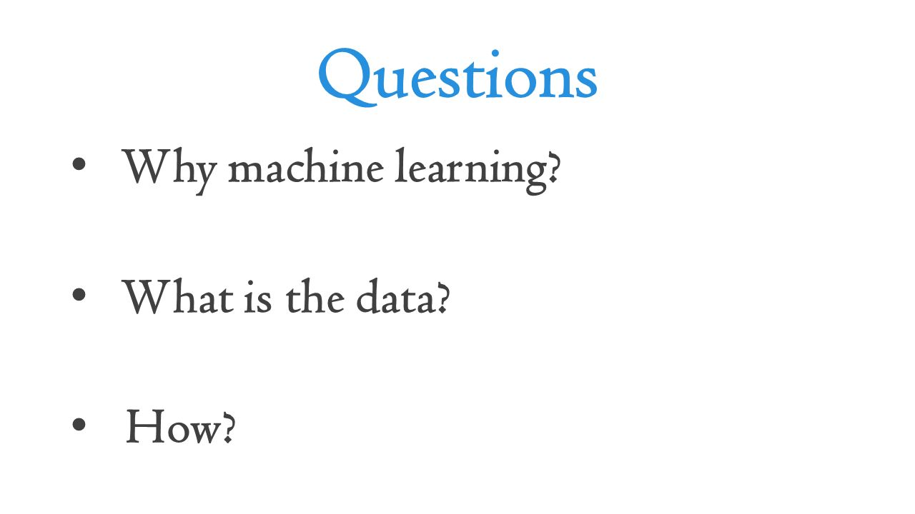 how to clean data for machine learning