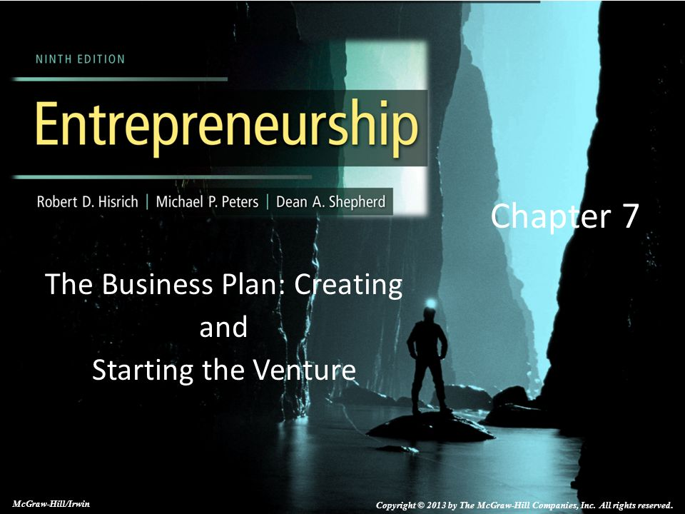 entrepreneurship high potential venture and business plans The elements of a business plan: by organizing your thoughts on a possible business venture questions about business plans and then discusses what is.