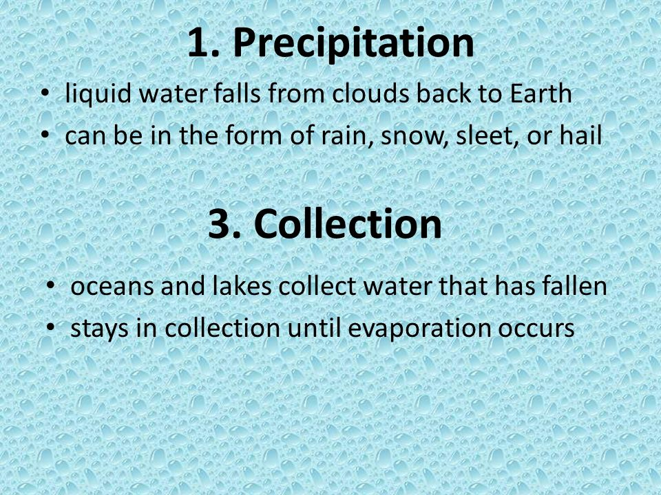 The Water Cycle. - ppt download