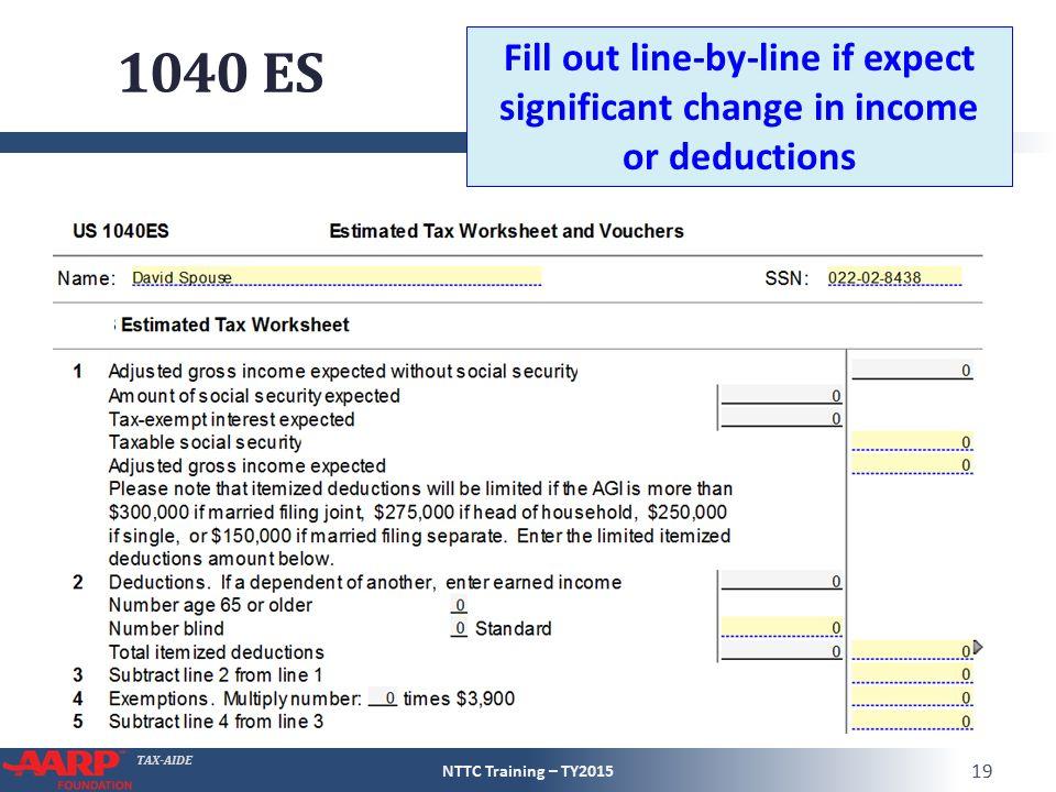 Concluding the Interview ppt download – 1040 Es Worksheet