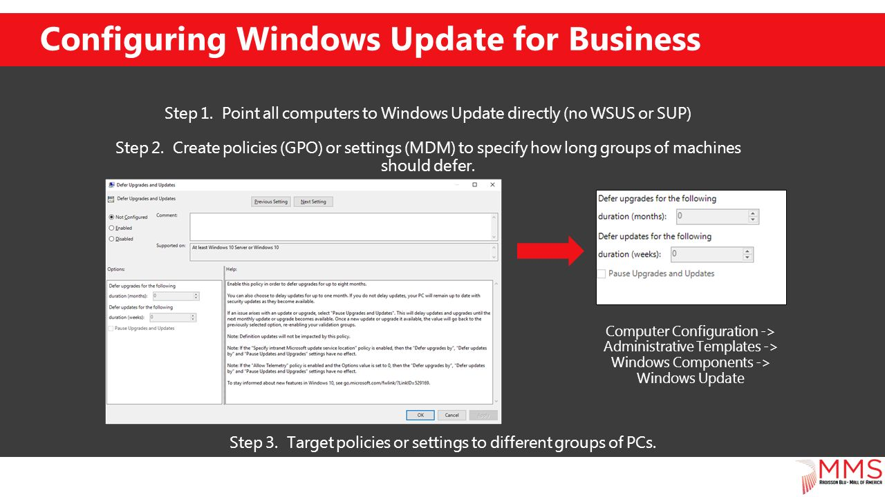 Windows as a Service Michael - ppt video online download