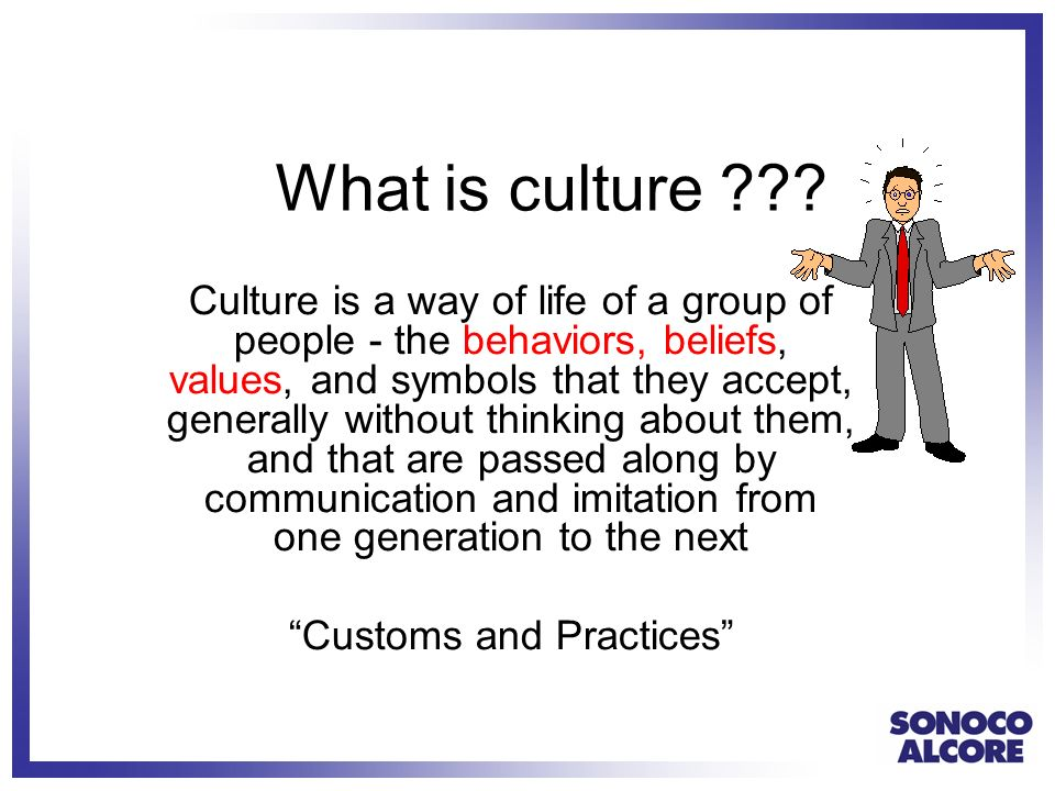the journey of cultural practices A journey, not an event  and sustainably shaped their cultures know that culture transformation is a journey, not an event or a series of trainings on how people need to behave and interact  training, measurement, rewards and reinforcement, performance management and hr practices, and physical layout visible application, measurable.
