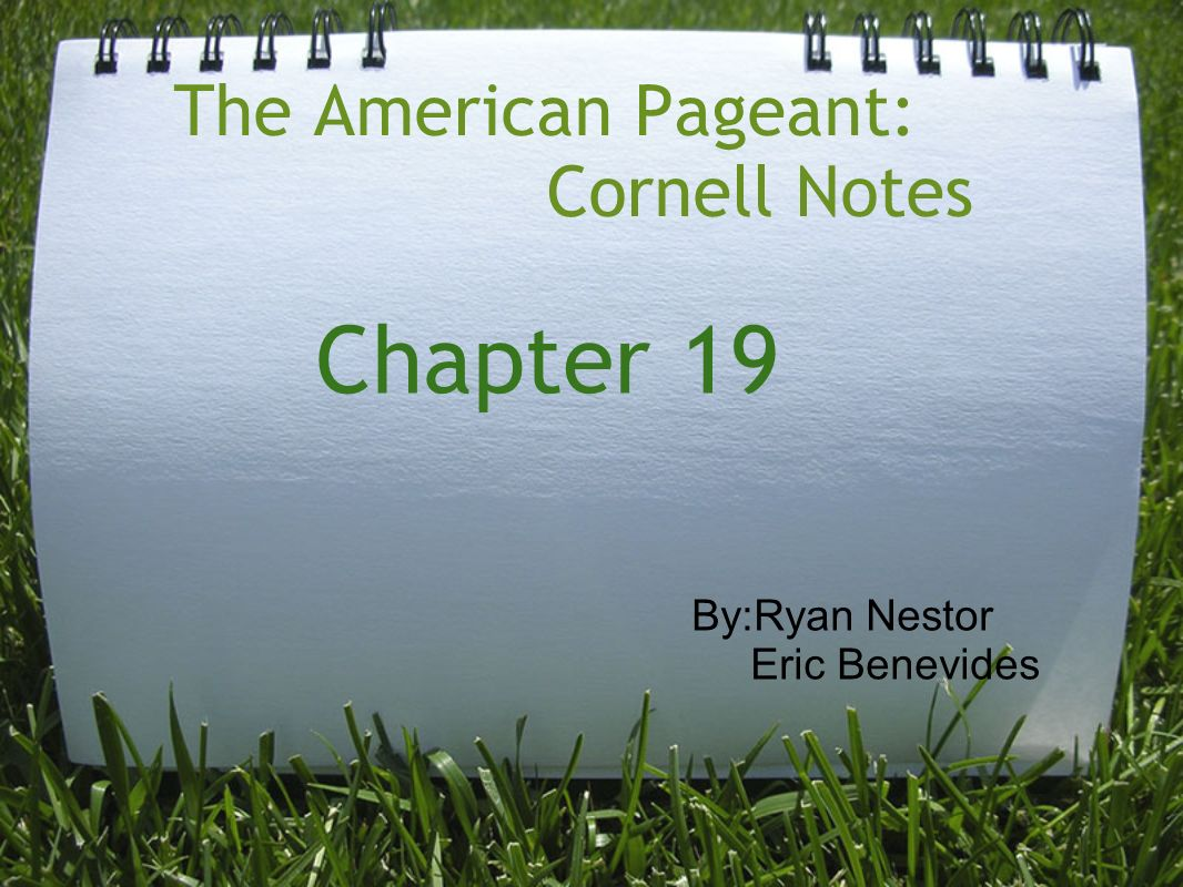 chapter 2 american pageant notes