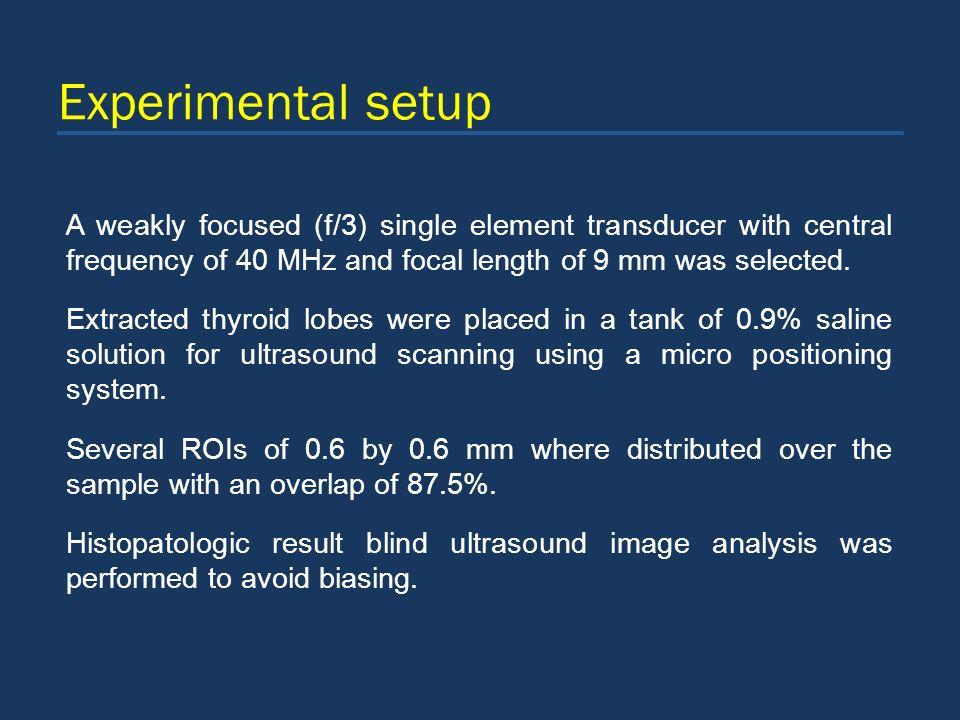 Towards a Multi-Parametric Quantitative Ultrasonic Tissue ...