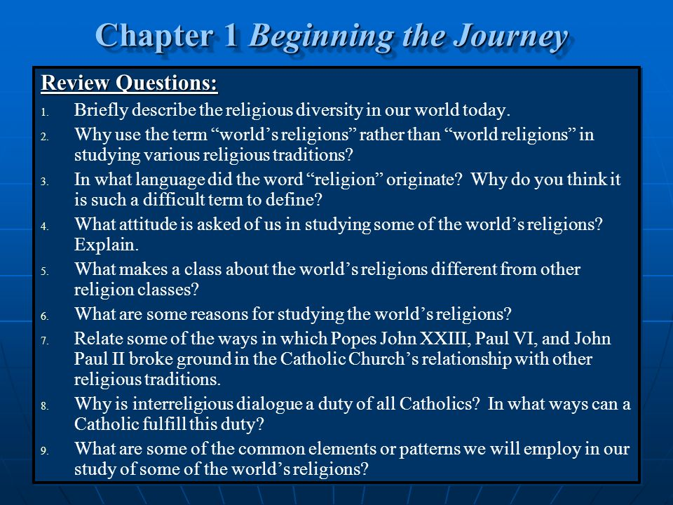 Exploring The Religions Of Our World Ppt Video Online Download - Various religions in the world