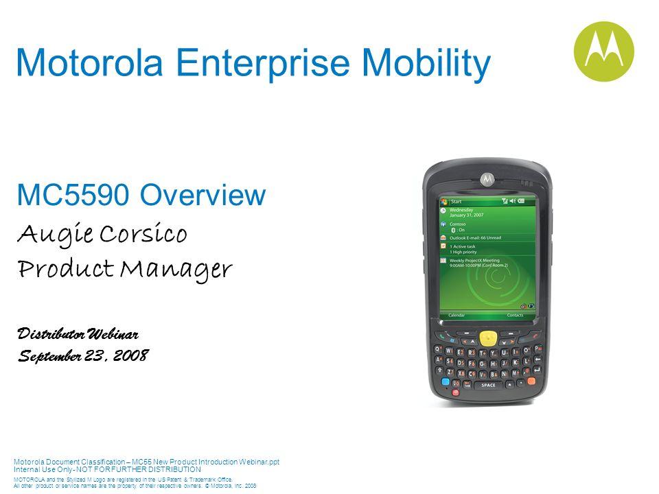 Motorola Enterprise Mobility