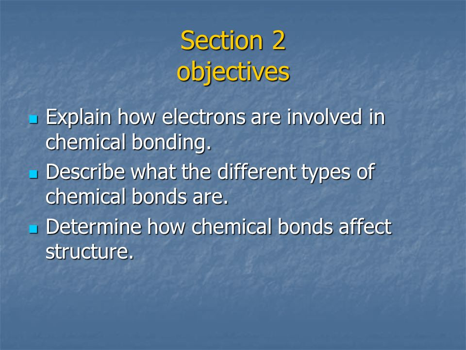different types of chemical bonding The connections between the atoms in a compound are called chemical bonds atoms form bonds by sharing their electrons with each other, relying on the power of electric charge to keep themselves attached.