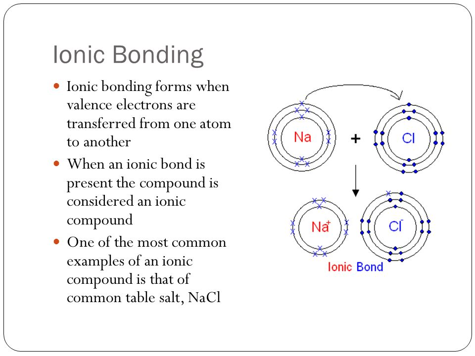 how to form ionic bonds Ionic solids form crystals  is/are most likely to form predominantly ionic bonds potassium  which of the statements given concerning chemical bonding is false.