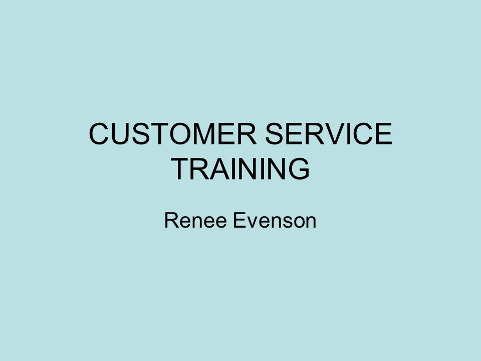 customer service training customer service training ppt video online download