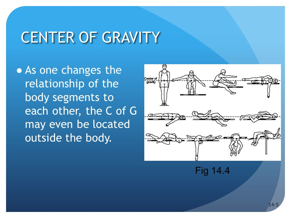 what is the relationship between centre of gravity and stability