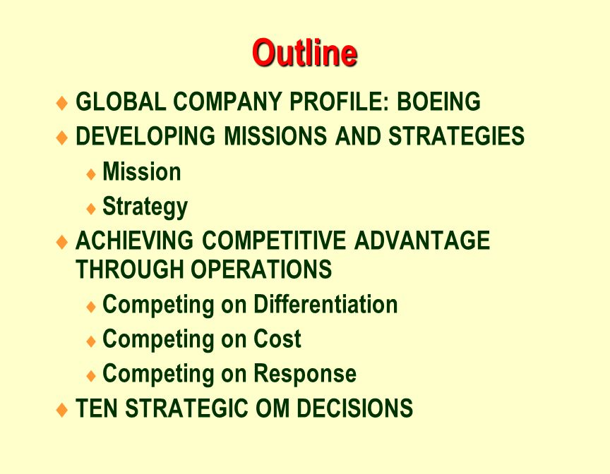 Multinational company achieving competitive advantage through