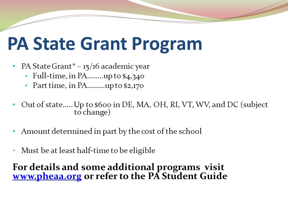 FINANCIAL AID The Basics … and then some! - ppt download