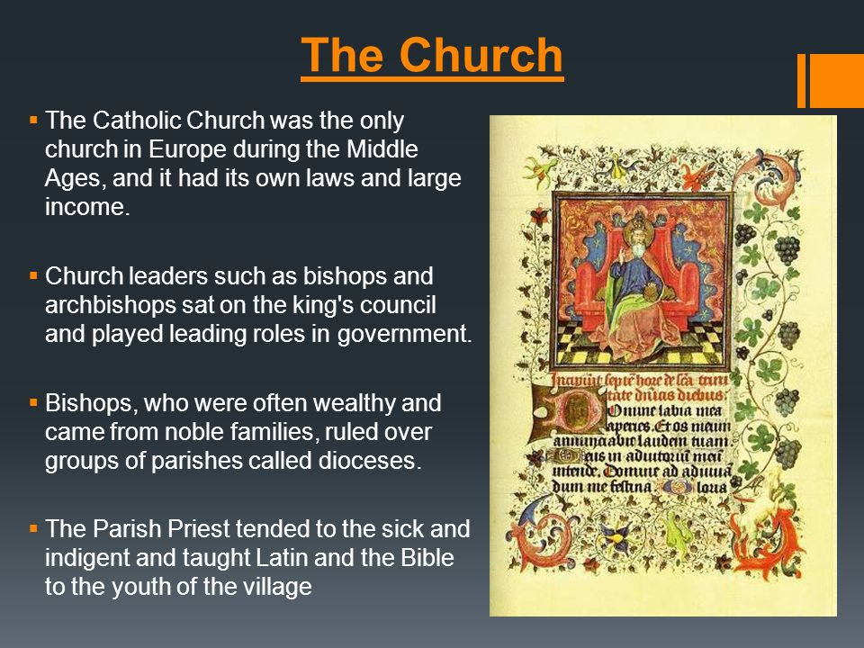 chivalry and its influence during middle age Setting the stage during the middle ages, nobles constantly fought one   1100s, the code of chivalry (shihv•uhl•ree), a complex set of ideals, demanded   as you have read in this section, the church significantly influenced the status.
